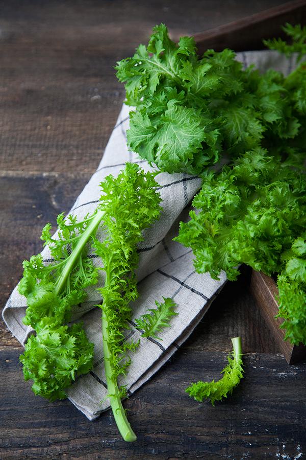 wasabina bio salade