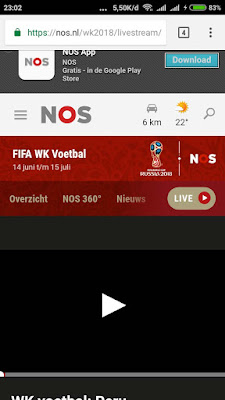 Cara Streaming TV Piala Dunia HD Tanpa Buffering di Android Cara Streaming TV Piala Dunia HD Tanpa Buffering di Android 2018