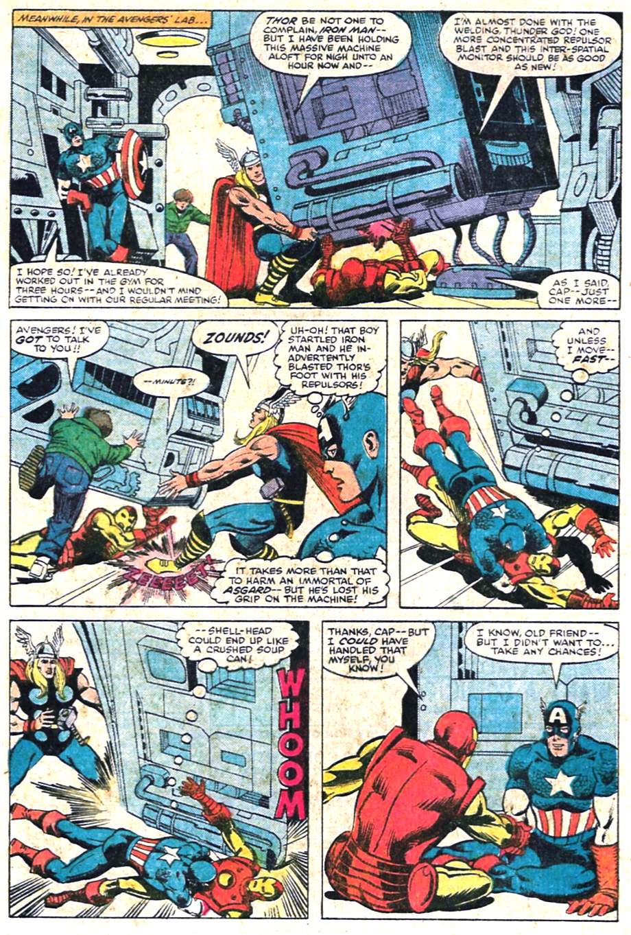 The Avengers (1963) 218 Page 3