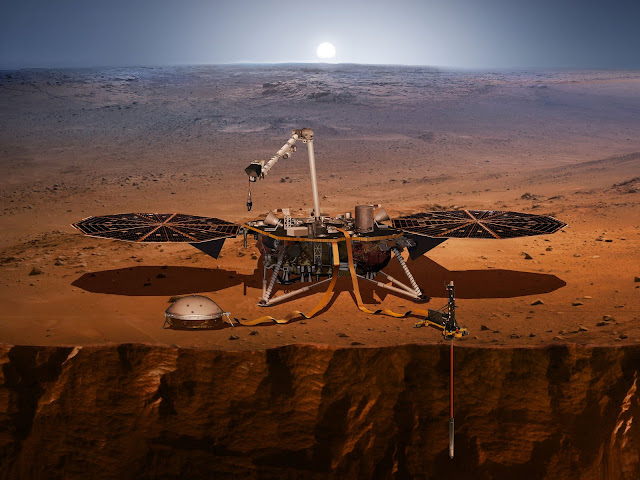 InSight, NASA