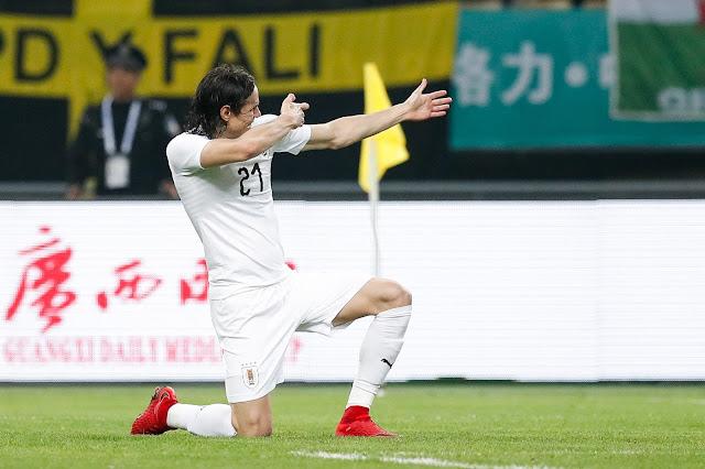 Uruguay se queda con la China Cup 2018