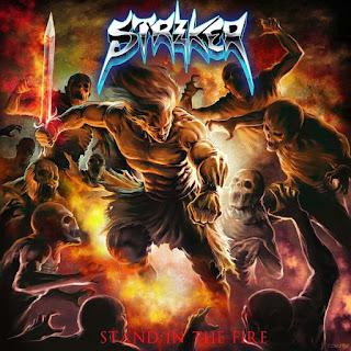 """Το lyric video του τραγουδιού των Striker """"Locked In"""" από τον δίσκο """"Stand in the Fire"""""""
