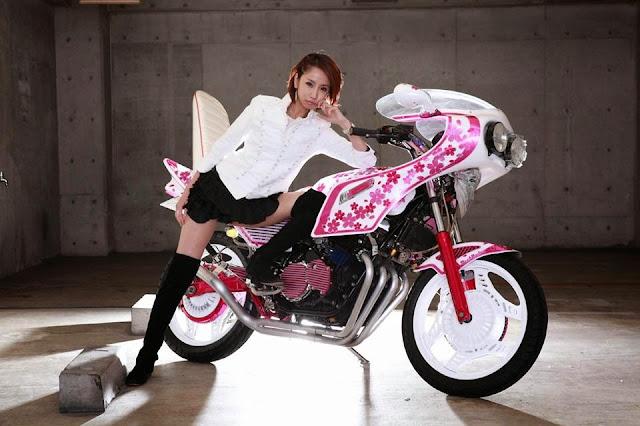 Bosozoku Girl