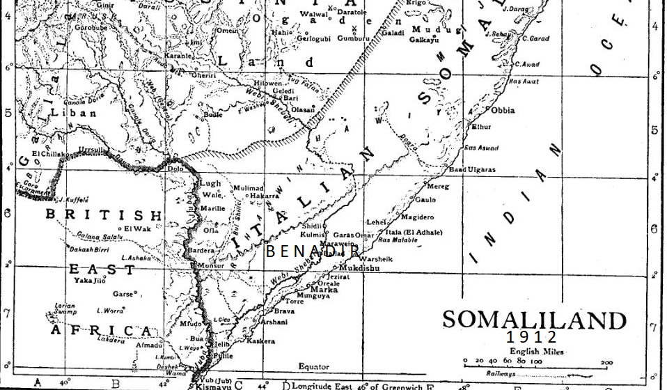 The Reluctant Imperialist: Italian Colonization in Somalia