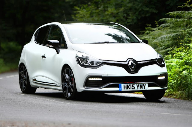 2016 Renault Clio RS 220 Trophy
