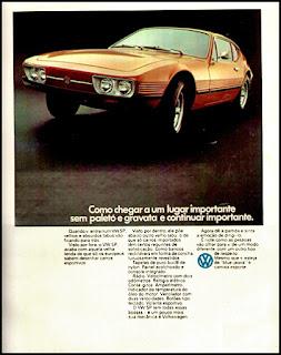 propaganda volkswagem SP - 1973, propaganda Volkswagen - 1973, vw anos 70, carros Volkswagen década de 70, anos 70; carro antigo Volks, década de 70, Oswaldo Hernandez,