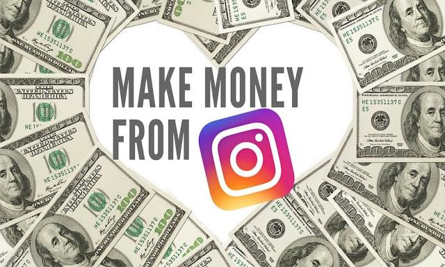 7 Tips Mendapat Uang Banyak Hanya Dengan Bermain Instagram (Tanpa Modal)