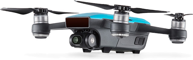 DJI Spark Camera vs DJI Mavic Pro