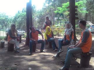 Foto Keempat Di Hutan Pinus Precet, Sumbersuko, Wagir, Malang