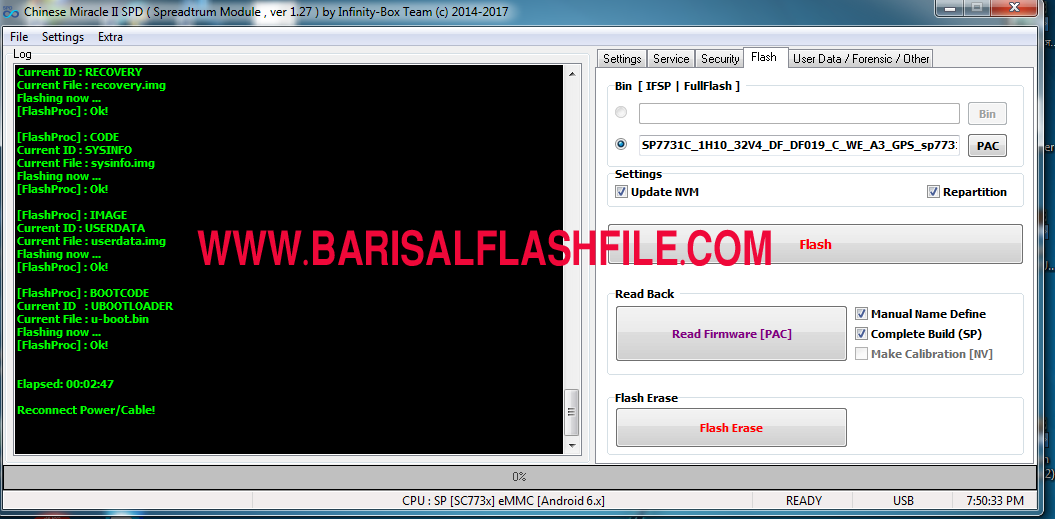 Barisal Flash File Care: WE A3 FLASH FILE 1000% TESTED BY