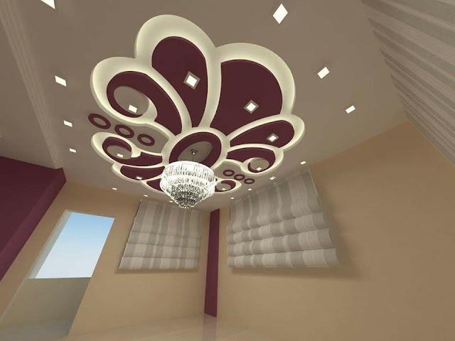 %2BCNC%2BFalse%2BCeiling%2BDesigns%2BIdeas%2B%2B%25281%2529 22 Contemporary Modern CNC False Gypsum Ceiling Decorating Ideas Interior
