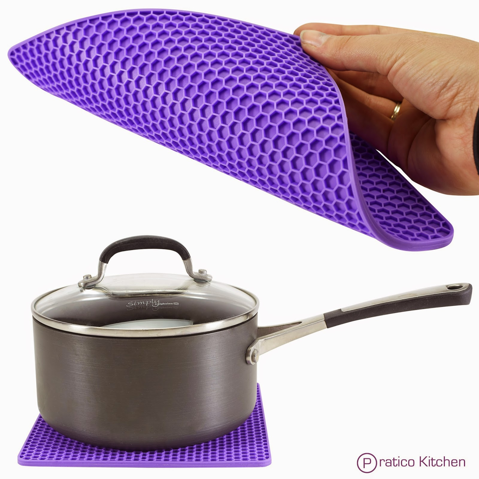 Silicone Pot Holders: Popular Product Reviews By Amy: Pratipad Multipurpose