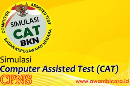 Simulasi CAT ONLINE - Soal Tes Wawasan Kebangsaan (TWK) CPNS 2019 (Update Nopember 2019)