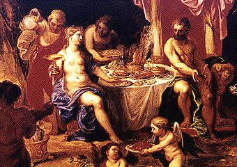 what is the relationship between telemachus and suitors in odyssey