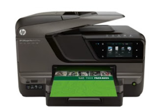 HP Officejet Pro 8600 (N911) Download drivers for Windows 32 bit and 64 bit