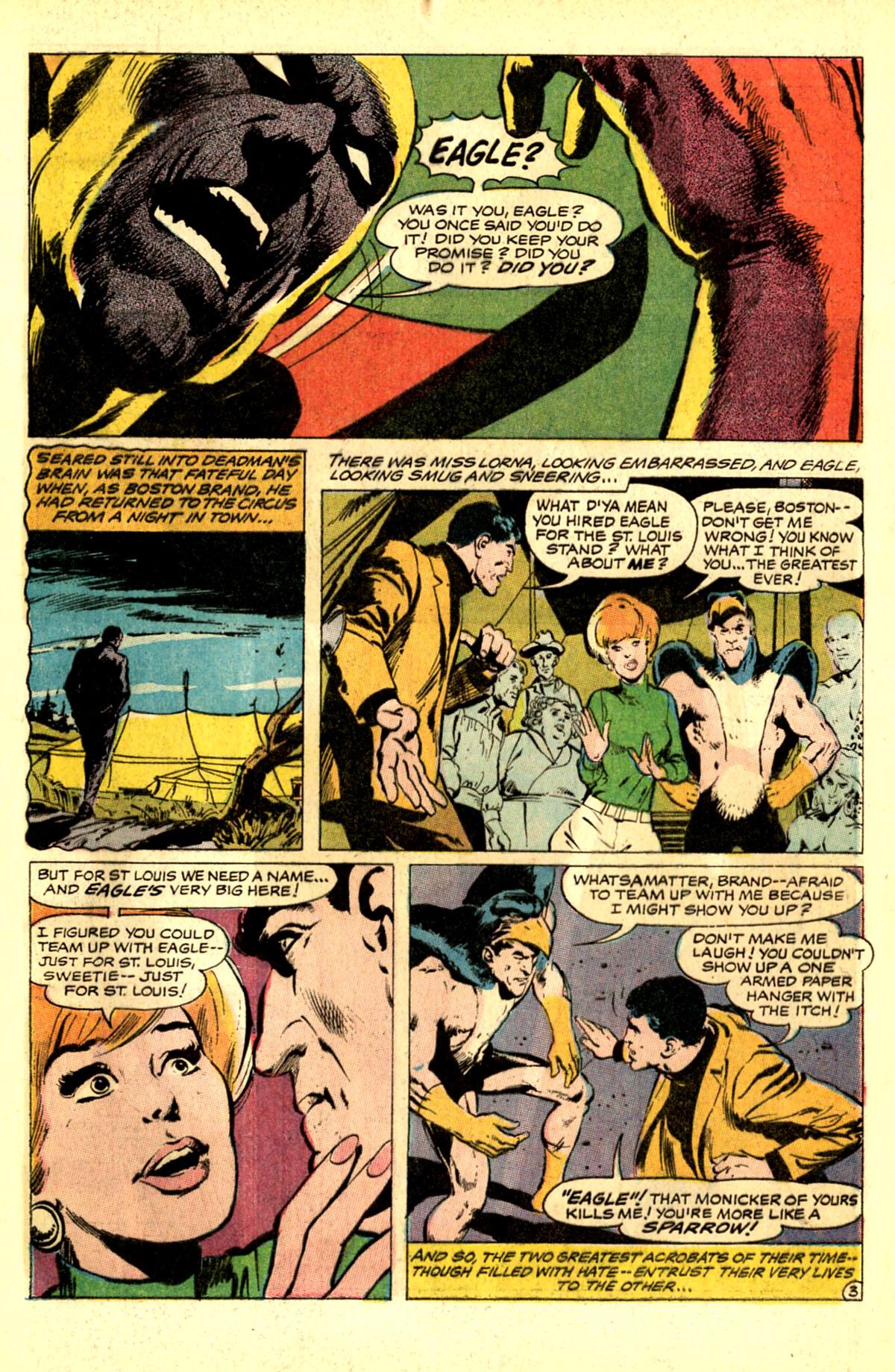Strange Adventures (1950) issue 208 - Page 5