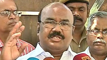 There is no link between Rath yatra and BJP: Minister Jayakumar