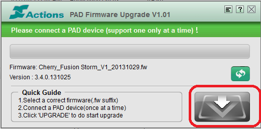 How To Flash Cherry Mobile Fusion Storm to Stock Firmware