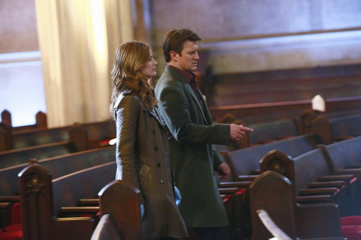 Castle - Season 6 Episode 10: The Good, the Bad and the Baby