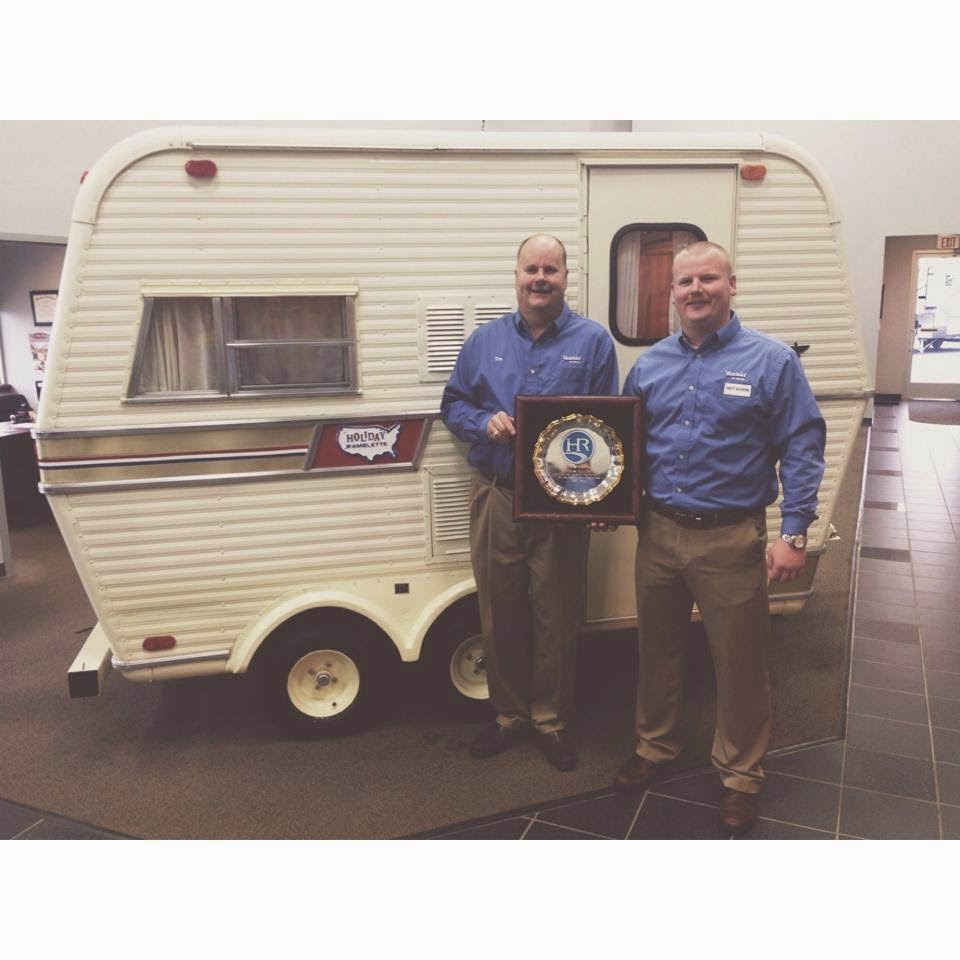 Northwood Auto Sales >> Veurinks' RV Sales Manager: M A T T - Veurink's RV Center