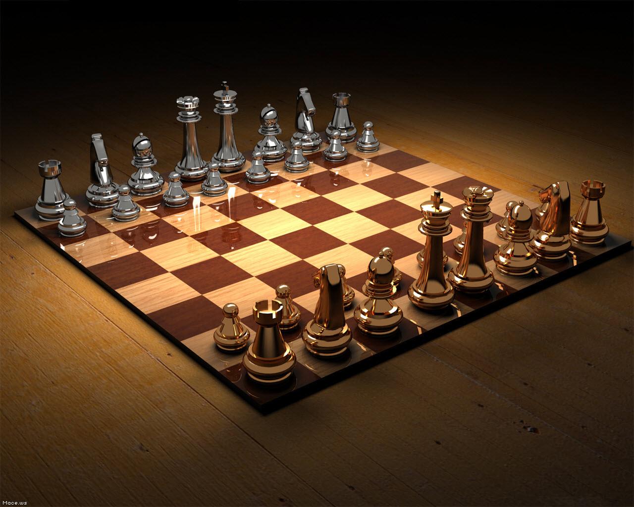 Tanque News: Lenda: Como Surgiu O Xadrez? [c]