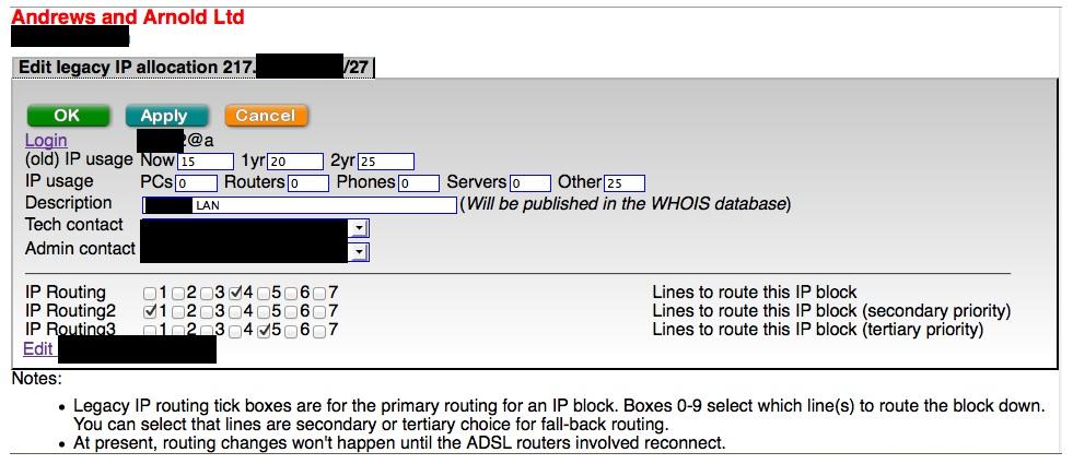 Martin's Random Notes: Multi-WAN + Multi-LAN + No-NAT routing with