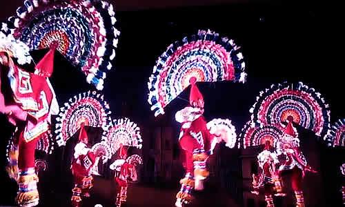 La danza de los Quetzales