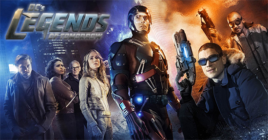 LEGENDS OF TOMORROW: MAS DETALLES. ARROW, TEMPORADA 4: NUEVO VILLANO ¿VEREMOS AL HIJO DE OLIVER?