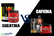 Cafeína VS Creatina