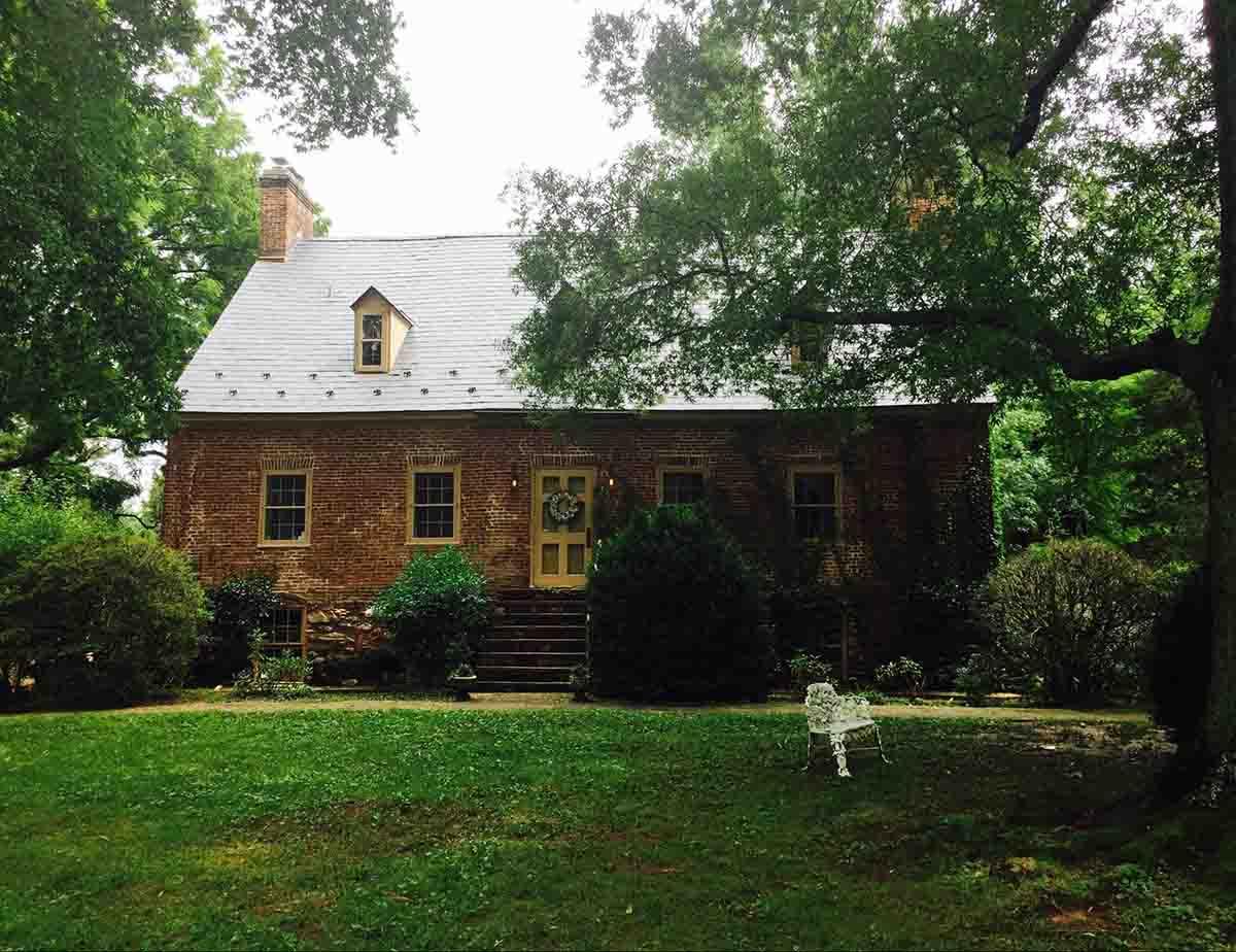 Corey Stewart for US Senate's historic Virginia Home
