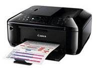 Canon Pixma MX515 Drivers Free Download