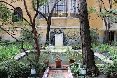 Casa museo del pintor Joaquín Sorolla en Madrid