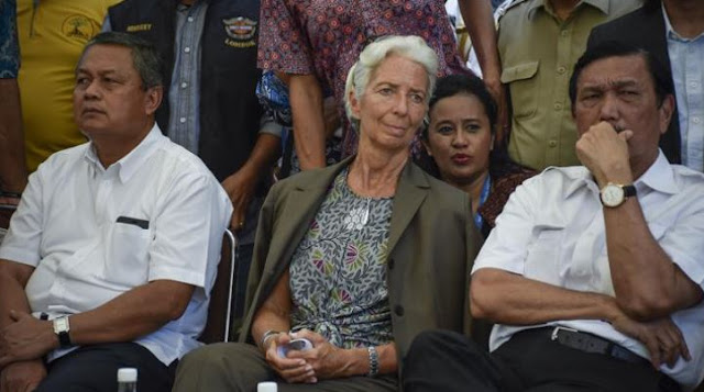 IMF: Karena Ekonomi Dikelola Baik, Indonesia Tak Butuh Pinjaman
