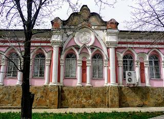 Бахмут. Донецкая обл. Синагога 1863 г.