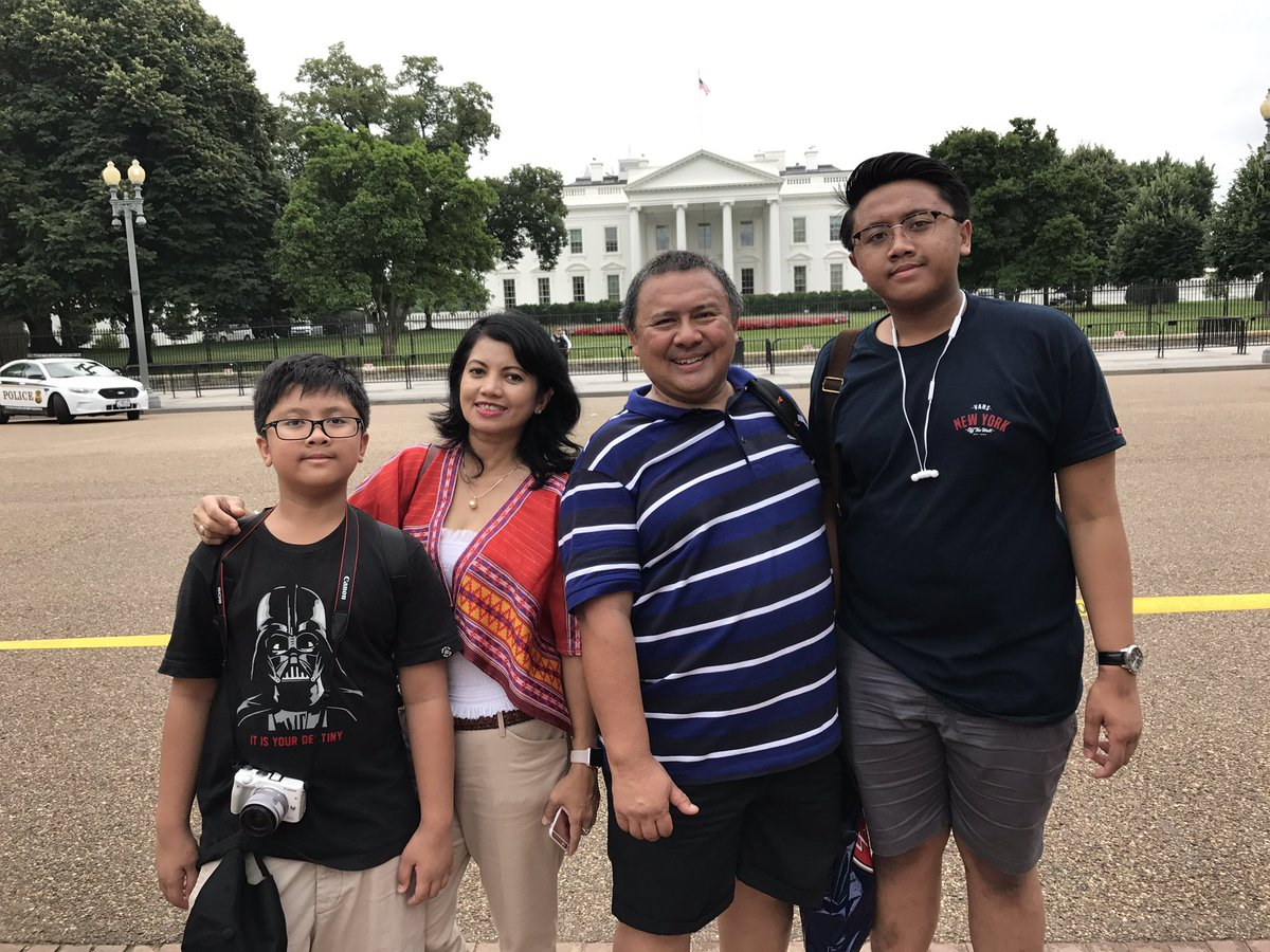 A Visit to White House (5-July-2017)
