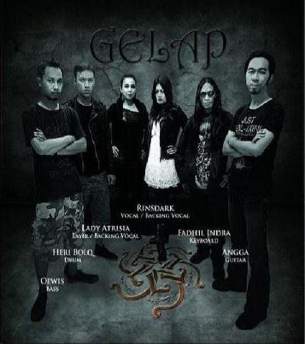 Gelap Band Cover 2011.jpg