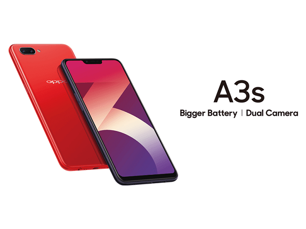 OPPO A3s Philippines