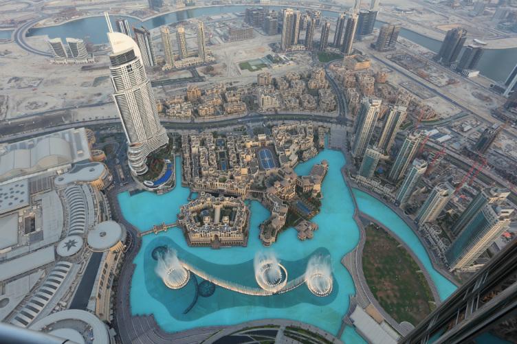 حديقة البرج في دبي مكان سياحي للمتعة و التنزه مدونة سياحة