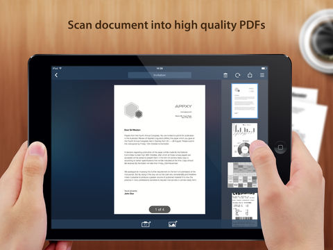 Tiny Scanner Android App Free Download