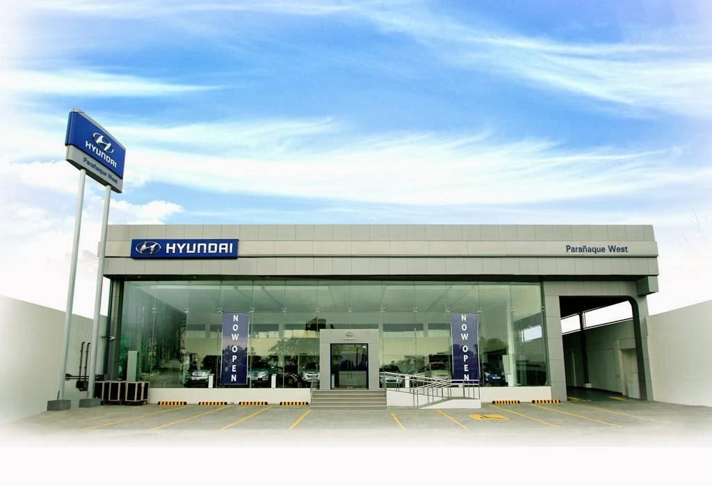 Hyundai Opens Paranaque West Dealership Philippine Car
