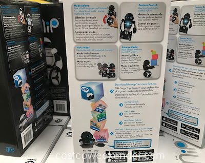 Costco 1137937 - WowWee MiP Robot: a sign of things to come