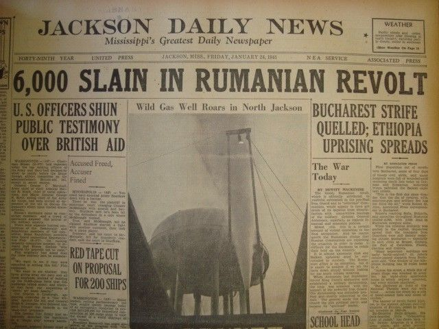 24 January 1941 worldwartwo.filminspector.com Jackson Mississippi Daily News