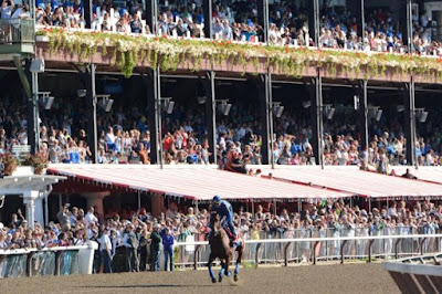 american pharoah saratoga friday