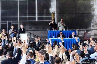 venezuela con el nuevo juramento de magistrados