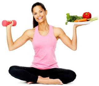 hidup seimbang-olahraga-sayuran
