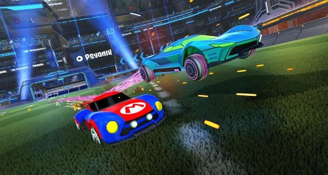 لعبة Rocket League قادمة لجهاز Nintendo Switch في شهر نوفمبر
