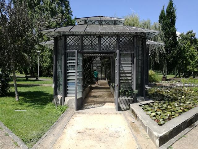 Horto Botânico em Ponte de Lima