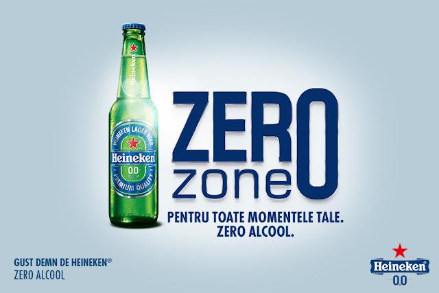 ZERO ZONE. PENTRU TOATE MOMENTELE TALE. ZERO ALCOOL