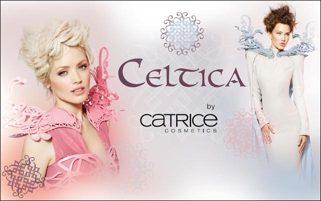 """CATRICE """"CELTICA"""" - EDYCJA LIMITOWANA"""