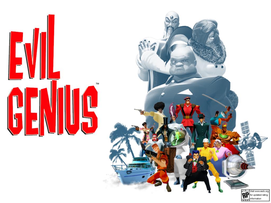 Evil Genius V2 - The World Domination Simulation  Evil Genius V2 ...